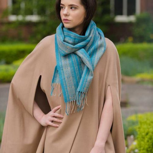 Tweed Fashion Scarf from Linton Accessories